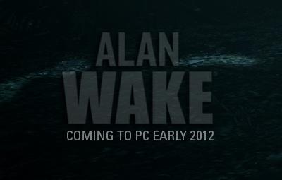 ALAN WAKE PC版